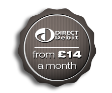 Direct-Debit-Badge